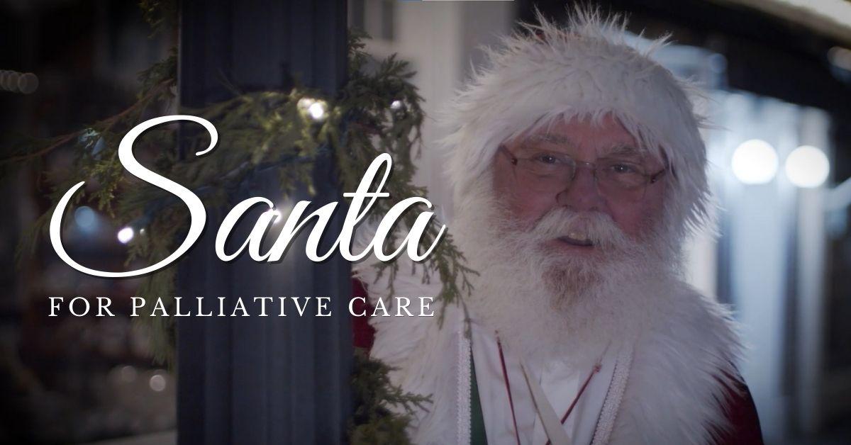 Santa Claus for Palliative Care